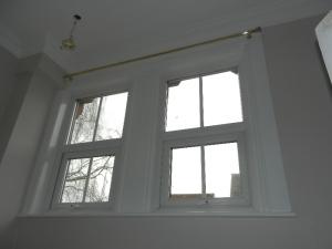 Cloak Room Window - Before