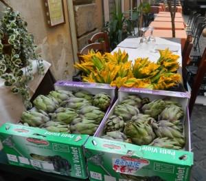 Street scene, Rome