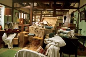 Nick's Cottage interior